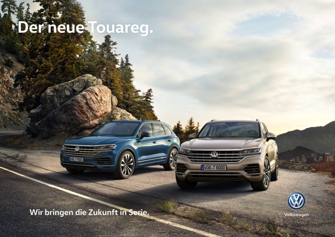 Client: VW Agency: Grabarz & Partner CD: Christoph Stricker AD: Alex Harder