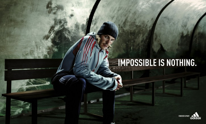 "Adidas ""Impossible"""