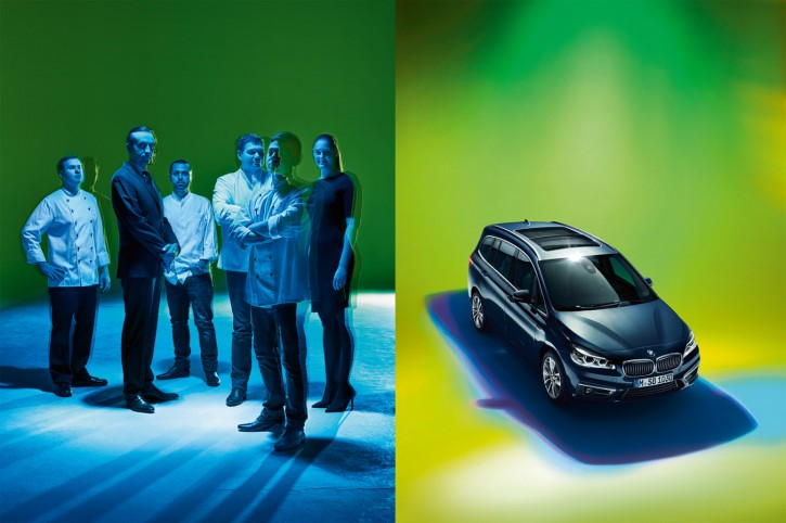 Client: BMW Magazin - Agency: ringzwei - CD: Dirk Linke
