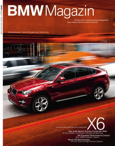 BMW Magazin - BMW X6