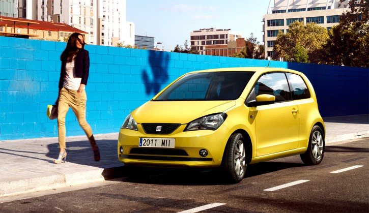 Seat Mii - Agency: Atletico International, CD: Steve Meredith, AD: Enio Sarrias + Daniel Mascarenhas